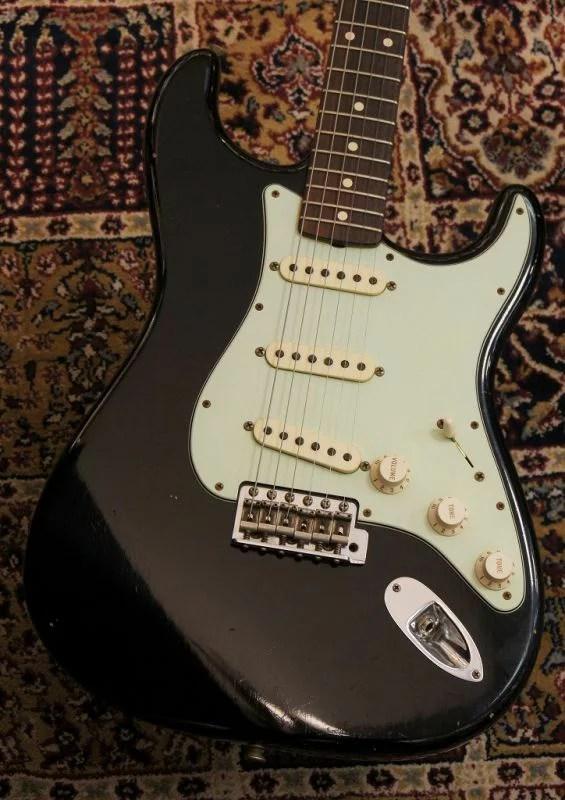 Fender Custom Shop Japan Limited 1962 Stratocaster Journeyman Relic #R85640 【新品】【おちゃのみず楽器在庫品】