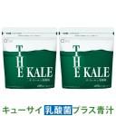 キューサイ青汁 乳酸菌プラス 420g/約30日分 (ザ・ケール+乳酸菌) 粉末タイプ 2袋まとめ買い
