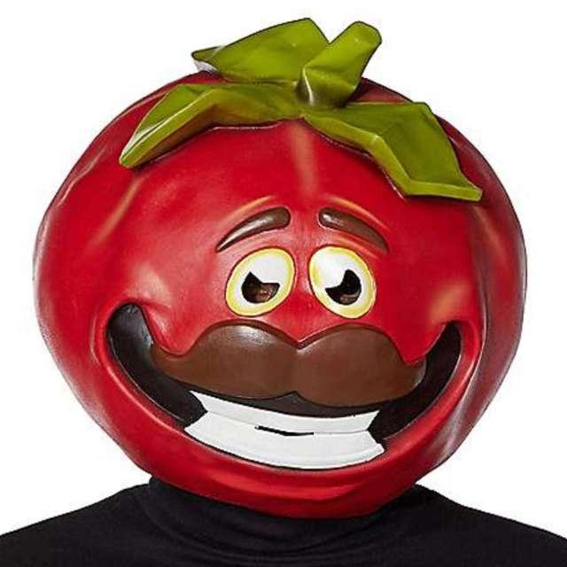 フォートナイト トマトヘッド コスプレ マスク コスチューム TomatoHead スキン 服 ハロウィン Fortnite