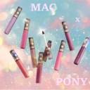 限定☆ MAC × PONY PARK マットリップ ムース Matte Lip Mousse ソフトマット リップ 全9色