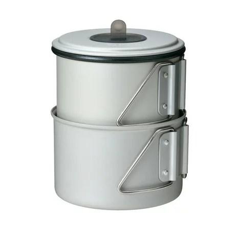 スノーピーク(snow peak) ソロセット 焚 Mini Solo Cook Set SCS-004R キャンプ用品 調理器具 (Men's、L...