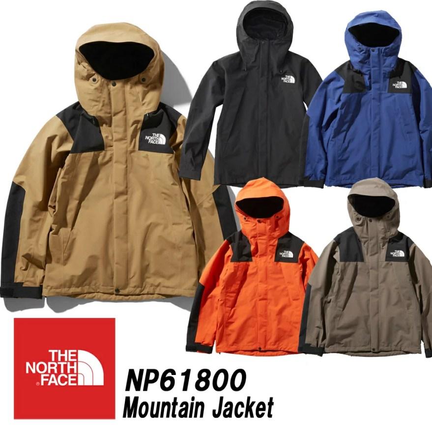 ザ・ノースフェイス/THE NORTH FACEMountain Jacket マウンテンジャケット「NP61800」 2019秋冬新色!日本...