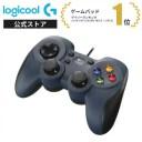 Logicool G ゲームパッド F310r 有線 usb PCゲーム用 FF14 Windows版推奨 国内正規品 3年間無償保証