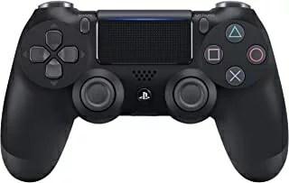 【即納可能】【新品】【PS4】ワイヤレスコントローラー(DUALSHOCK4) ジェット・ブラック