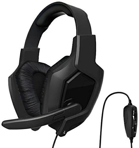 【新品】【PS4HD】CYBER・ゲーミングヘッドセット ライト(PS4用)ブラック【RCP】[お取寄せ品]