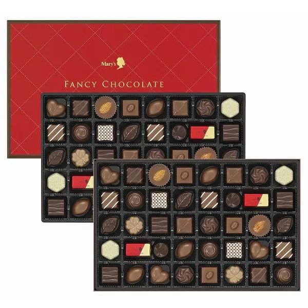 メリーチョコレート ファンシーチョコレート 80個