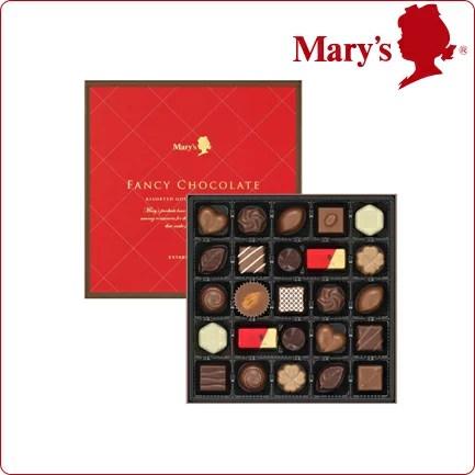 メリーチョコレート ファンシーチョコレート 25個入 お菓子 詰め合わせ 子供 洋菓子 ギフト プレゼント スイーツ 2018