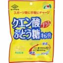 【全品ポイント5倍中!(7/11 1:59まで)】佐久間製菓 クエン酸+ぶどう糖キャンディ 80g