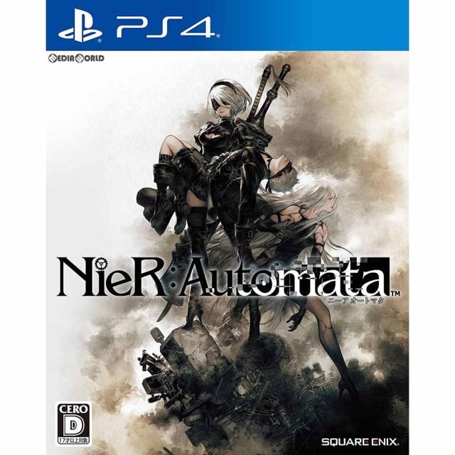 【中古】[PS4]ニーア オートマタ(NieR:Automata)(20170223)