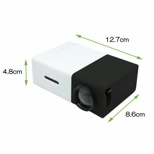 【楽天市場】小型投影機:ペガサスショップ