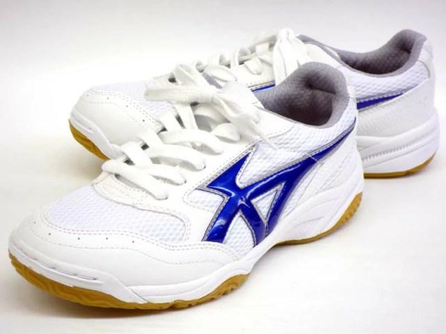 スニーカー 靴 ユニセックス 体育館 室内 運動 紐 紳士 婦人 滑りにくい【MoonStar】ママ