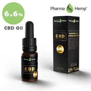 コスパで選んだCBDオイル【PharmaHemp CBDオイル】