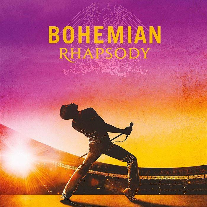 ボヘミアンラプソディ クイーン 輸入版 サントラ CD Queen Bohemian Rhapsod
