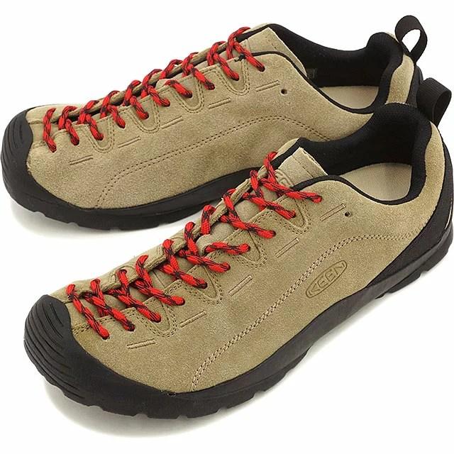 【即納】キーン ジャスパー トレッキングシューズ KEEN Jasper Silver Mink MNS 1002672 靴【コンビニ受取対応商品】