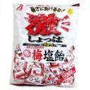【業務用】1キロ 激しょっぱ 生梅塩飴×5袋 桃太郎製菓 1kg個装タイプ 熱中症対策に