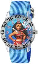 ディズニー Disney 子供用 腕時計 キッズ ウォッチ ブルー WDS000043 送料無料