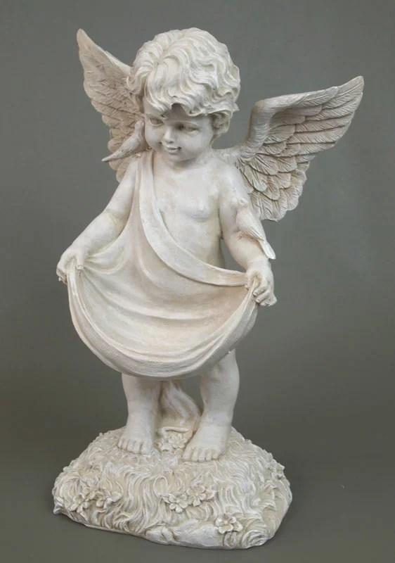 mokubakagu   樂天全球市場: 天使首飾托盤天使雕像 ★ ★ 園藝裝飾品
