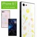 美少女戦士セーラームーン ガラスケース iPhone8 iPhone7 ハードケース オシャレ スマホ 宇宙 ……