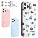 サンリオ ソフトケース iPhone 12 iPhone12 Pro ケース スマホケース   マイメロディー キティ……