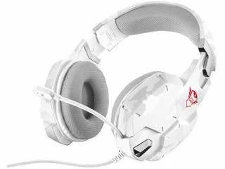 TRUST/トラスト ゲーミングヘッドセット GXT 322W Gaming Headset ホワイトカモフラージュ 20864