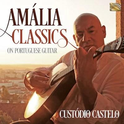 ポルトガル・ギターで奏でるアマリア・ロドリゲスの名曲集