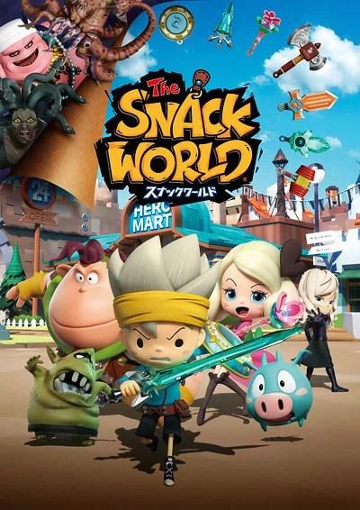 スナックワールド トレジャラーズ[3DS] / ゲーム