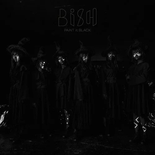 PAiNT it BLACK[CD] / BiSH