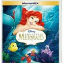 リトル・マーメイド MovieNEX[Blu-ray] [Blu-ray+DVD] / ディズニー