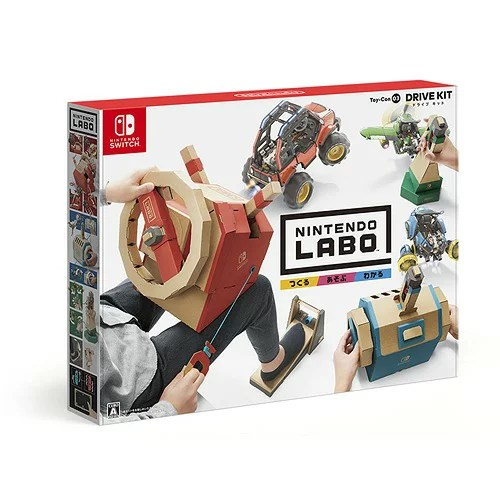 Nintendo Labo Toy-Con 03: Drive Kit[Nintendo Switc