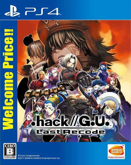 .hack//G.U. Last Recode Welcome Price!![PS4] / ゲーム
