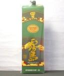 1回のご注文で6本まで 20度黒霧島1.8Lパック 芋焼酎クロキリ 宮崎県 霧島酒造