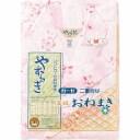 <ガーゼ寝巻き> ガーゼねまき 女性用 (Mサイズ) ピンク 宮本 MIYA260411