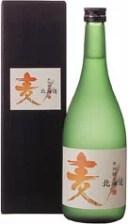 札幌酒精 20度 麦焼酎『北海道』 720ml