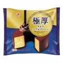 エースベーカリー 極厚チョコバウムクーヘン 1個 8コ入り (4970055195425)
