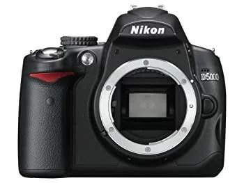 【中古】Nikon デジタル一眼レフカメラ D5000 ボディ D5000