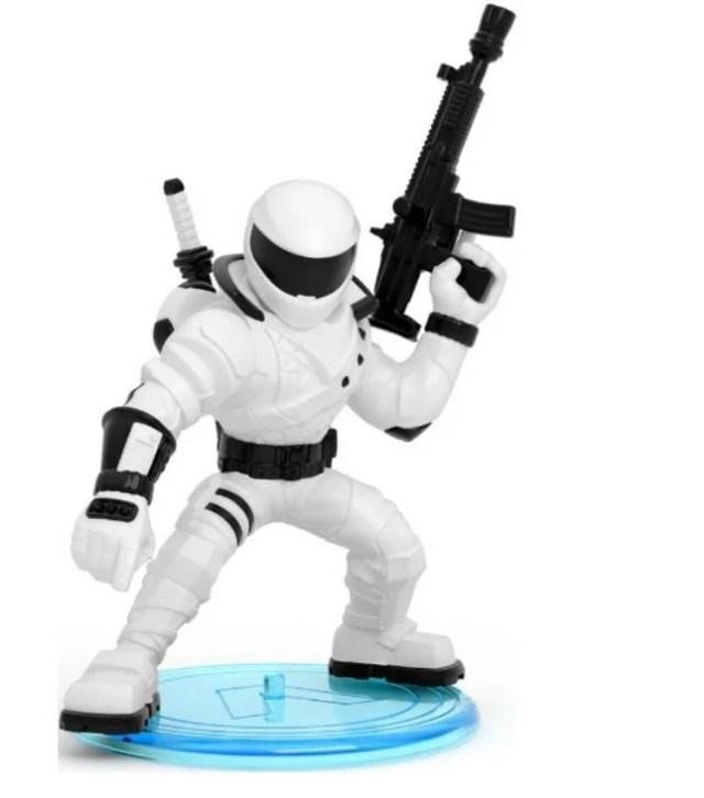 フォートナイト コレクションミニフィギュア 2体セット 015 オーバーテイカー&タロー