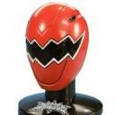 【中古】 バンダイ スーパー戦隊マスクコレクション3 赤の伝説 05.アバレッド(爆竜戦隊アバレンジャー)