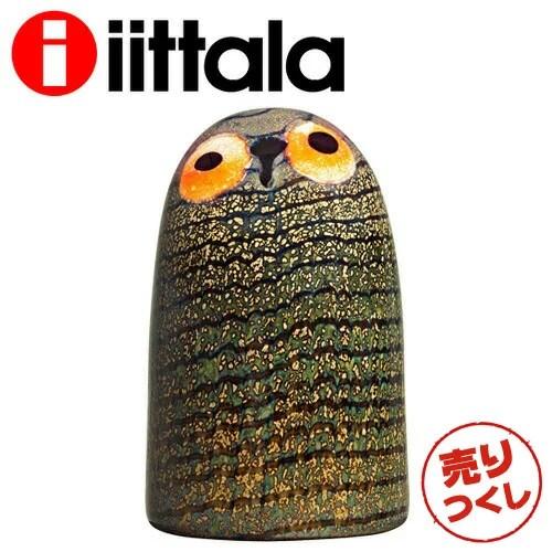 iittala イッタラ Birds by Toikka バード メンフクロウ バーン オウル 100×155mm Barn Owl『送料無料(一...