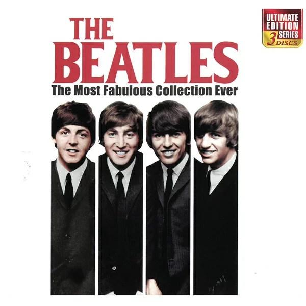 CD ビートルズ BEATLES ザ・ビートルズ 3ULTS
