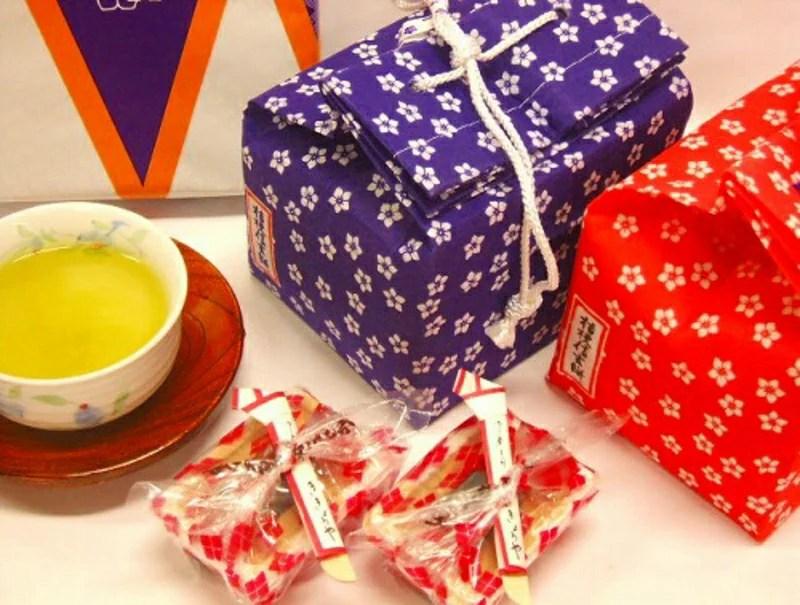 桔梗信玄餅 6個袋入り 【あす楽 年中無休】