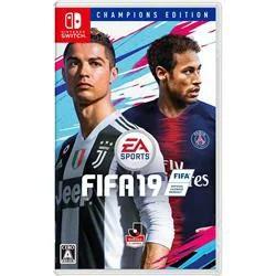 [09月25日発売予約][ニンテンドースイッチ ソフト] FIFA 19 チャンピオンズ エディション [HAC-P-AMQ2A]