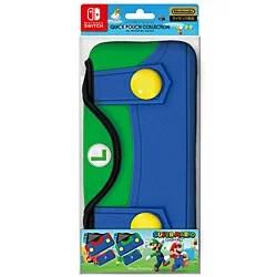[2017年10?11月発売予約][ニンテンドースイッチ 周辺機器] クイックポーチコレクション for Nintendo Switch スーパーマリオ タイプB [CQP-002-2]