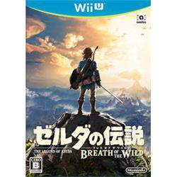 【新品/在庫あり】[Wii Uソフト] ゼルダの伝説 ブレス オブ ザ ワイルド [WUP-P-ALZJ]