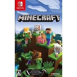 【新品/在庫あり】[ニンテンドースイッチ ソフト] Minecraft (マインクラフト) [HAC-P-AEUCA]