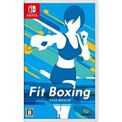 【新品/在庫あり】[ニンテンドースイッチ ソフト] Fit Boxing (フィットボクシング) [HAC-P-ALMAA]