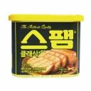 『CJ』スパム(大・340g) 韓国食品 沖縄 名物 ポーク 料理 マラソン ポイントアップ祭