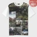 ポールスミス Tシャツ メンズ ヨークシャーメドウズプリント ホワイト L Paul Smith ポール スミス