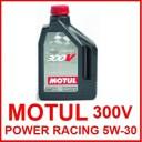 MOTUL(モチュール)エンジンオイル 300V POWER RACING5W-30 / 5W30 2L缶(2リットル缶)送料60サイズ