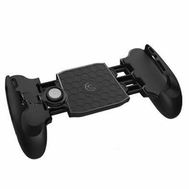 ゲームコントローラー スマホ ジョイスティック グリップ モバイル 荒野行動 PUBG フォートナイト iphone android tecc-gcontroler