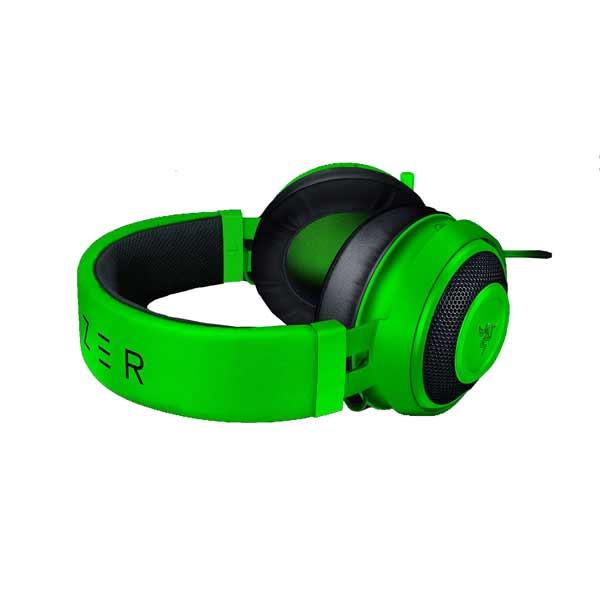 【Gaming Goods】Razer Kraken Green RZ04-02830200-R3M1 ゲーミングヘッドセット Kraken Pro V2後継モデル
